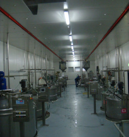 Food Processing Factory