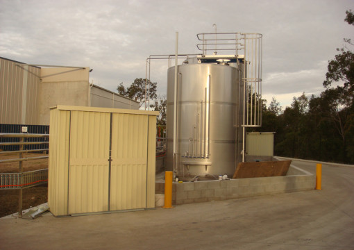 Trade Waste Processing Plant - Aerobic Digestion
